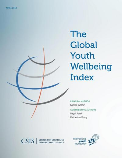 The Global Youth Wellbeing Index