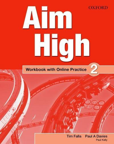 Aim High 2. Workbook with Online Practice Pack