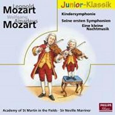 Kindersinfonie/Seine Ersten Sinf.(Eloquence Jun.)