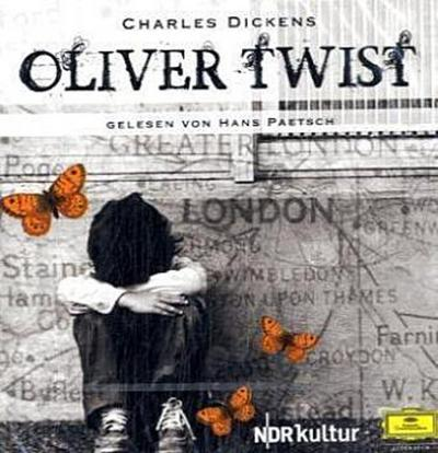 Oliver Twist, 11 Audio-CDs