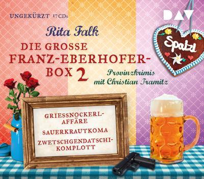 Die große Franz-Eberhofer-Box 2