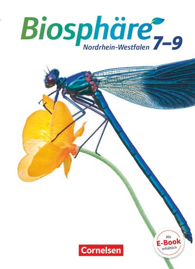 Biosphäre Sekundarstufe I - Gymnasium Nordrhein-Westfalen G8