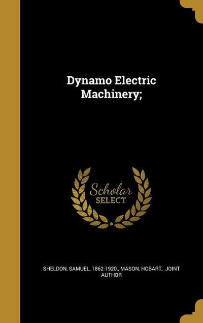 DYNAMO ELECTRIC MACHINERY
