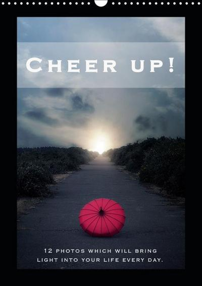 Cheer up (Wall Calendar 2019 DIN A3 Portrait)