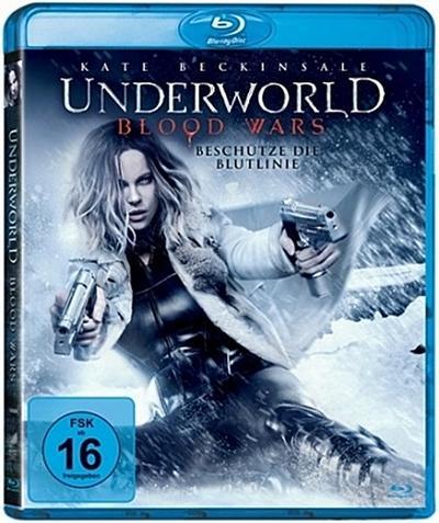 Underworld: Blood Wars, 1 Blu-ray