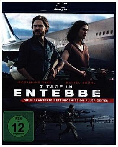7 Tage in Entebbe, 1 Blu-ray