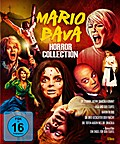 Mario Bava Horror Collection, 5 Blu-ray + 1 DVD