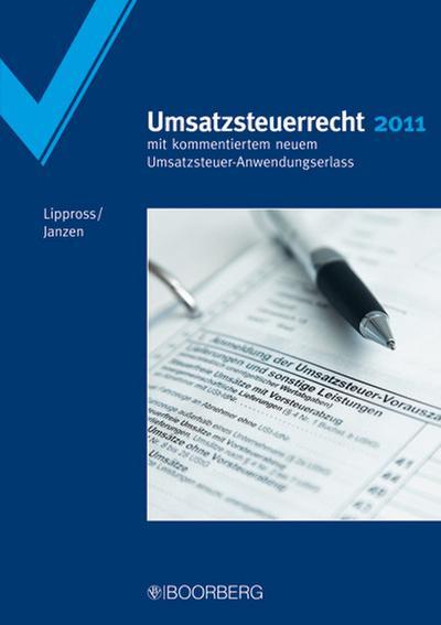 Umsatzsteuerrecht 2011