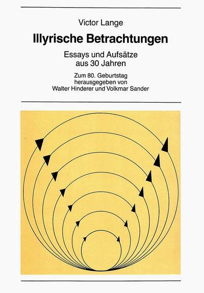 Illyrische Betrachtungen. Essays Und Aufsaetze Aus 30 Jahren: Zum 80. Geburtstag