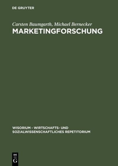 Marketingforschung