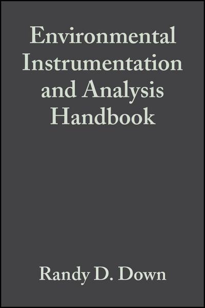 Environmental Instrumentation and Analysis Handbook