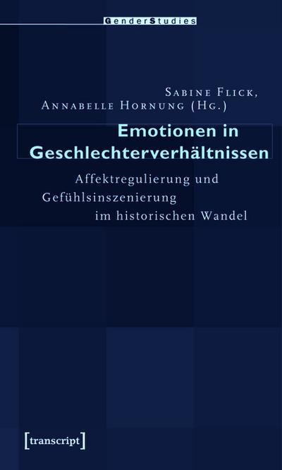 Emotionen in Geschlechterverhältnissen