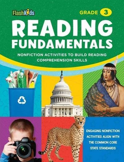 Reading Fundamentals: Grade 3: Nonfiction Activities to Build Reading Comprehension Skills