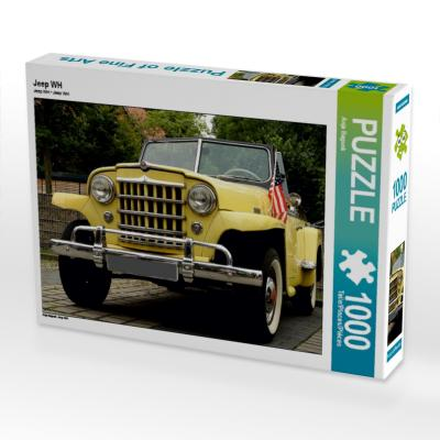 Jeep WH (Puzzle)