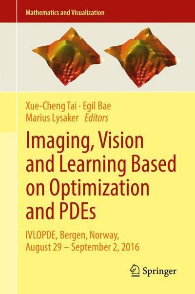 Imaging, Vision and Learning Based on Optimization and PDEs