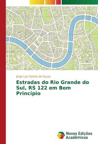 Estradas do Rio Grande do Sul, RS 122 em Bom Princípio