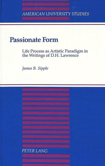 Passionate Form