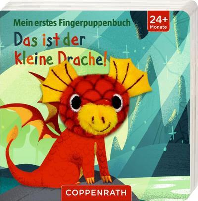 Mein erstes Fingerpuppenbuch: Das ist der kleine Drache!