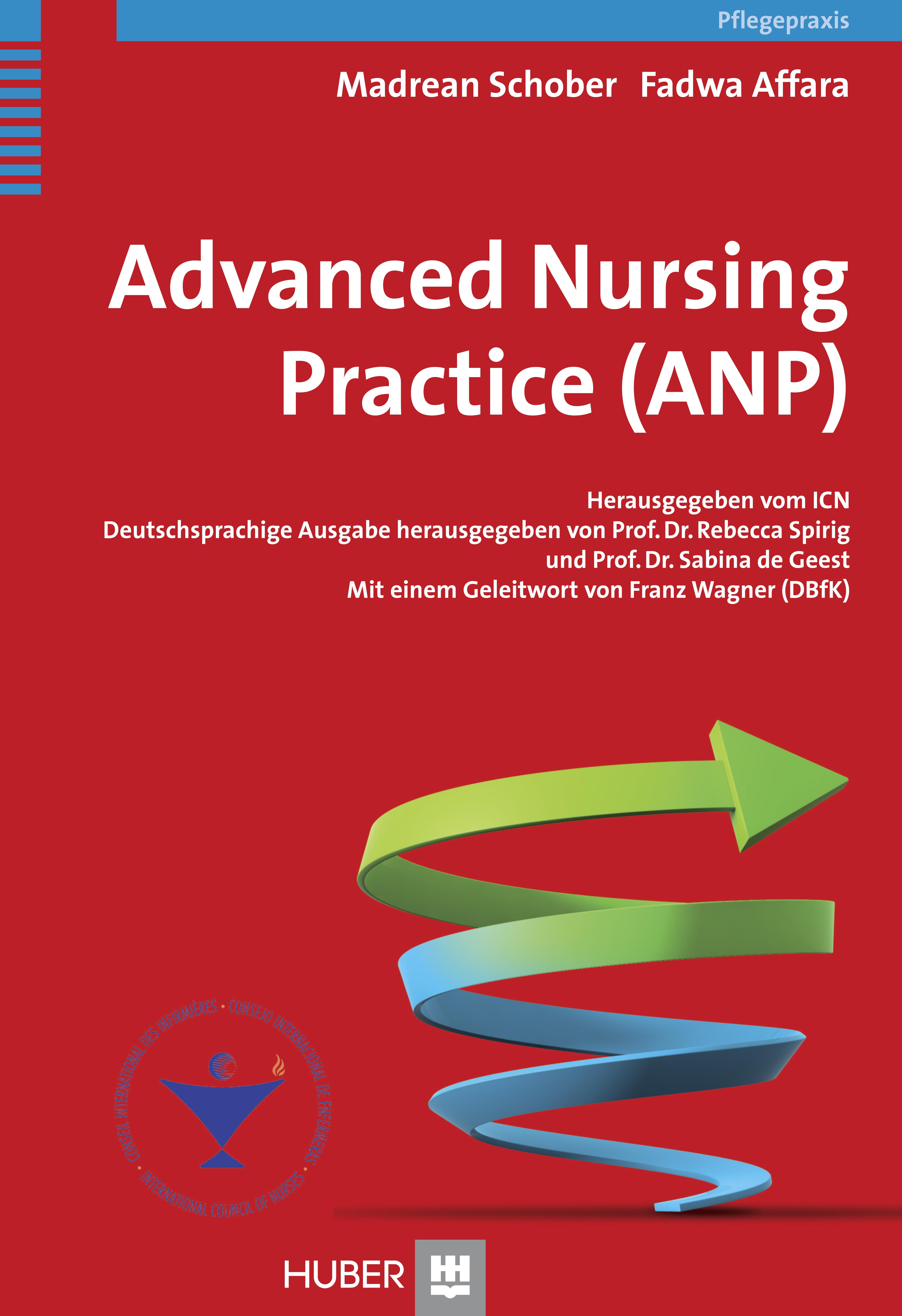 Advanced Nursing Practice (ANP), Fadwa Affara