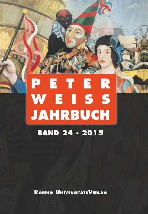 Peter Weiss Jahrbuch 24 (2015) Arnd Beise