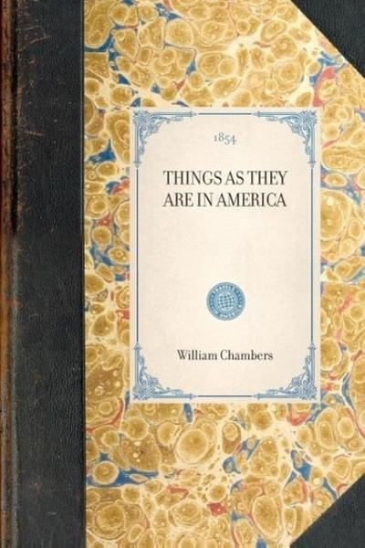Things as They Are in America