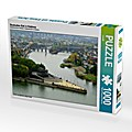 Deutsches Eck in Koblenz (Puzzle)