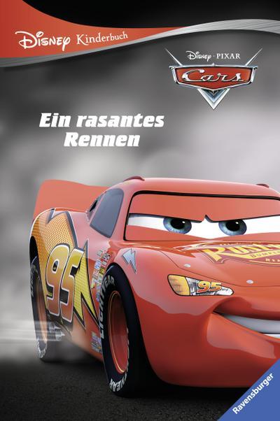 Disney Kinderbuch Cars: Ein rasantes Rennen; Deutsch; farb. Bildstrecke zum Film u. Text