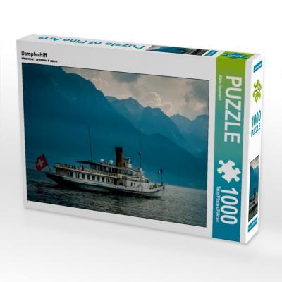Dampfschiff (Puzzle)