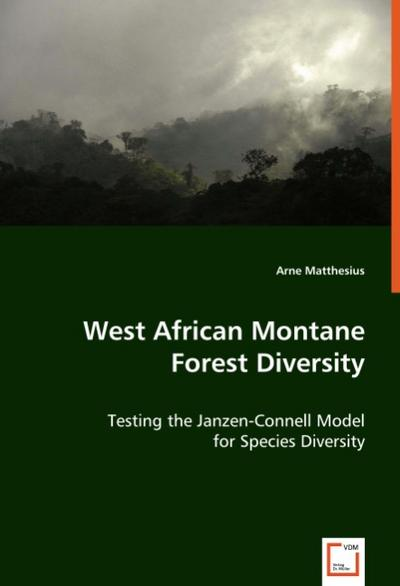 West African Montane Forest Diversity