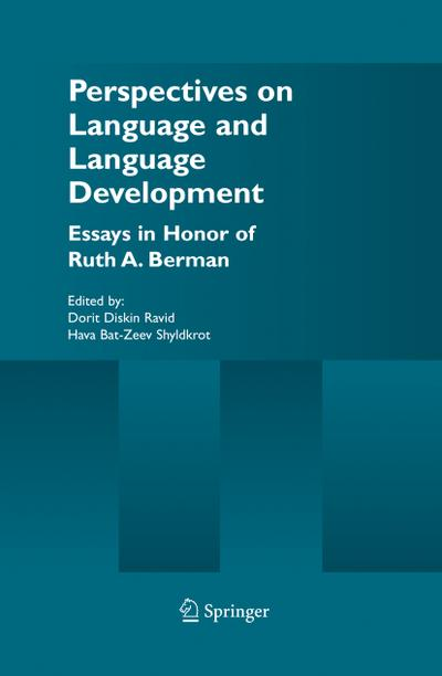 Perspectives on Language and Language Development