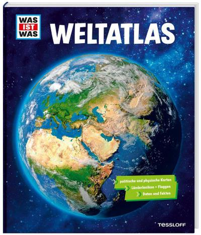 WAS IST WAS Weltatlas