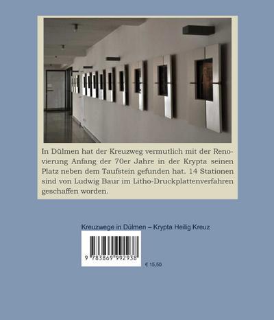 Kreuzwege in Dülmen - Krypta Heilig Kreuz