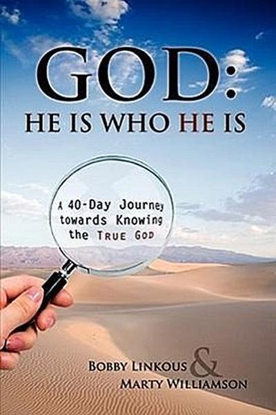 God: He Is Who He Is