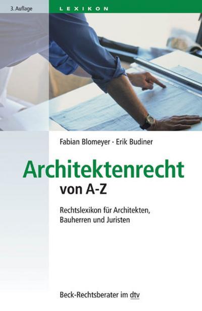 Architektenrecht von A-Z
