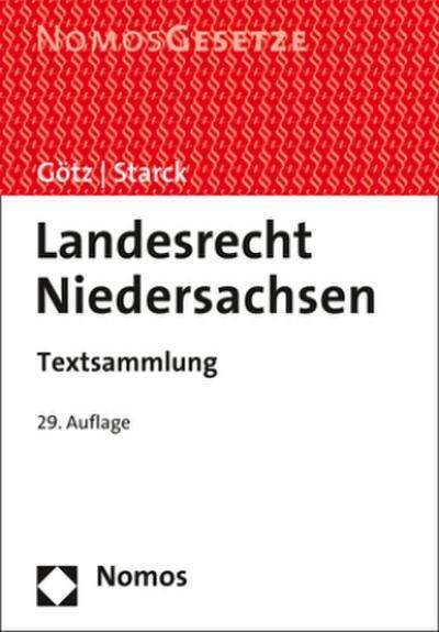 Landesrecht Niedersachsen