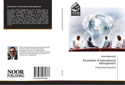 Essentials of International Management