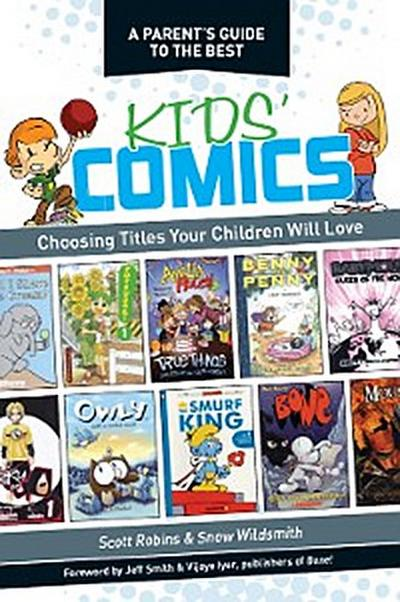 A Parent's Guide to the Best Kids' Comics