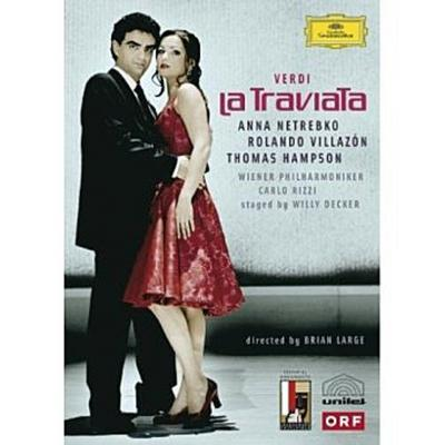 La Traviata, Italienische Version, 1 DVD