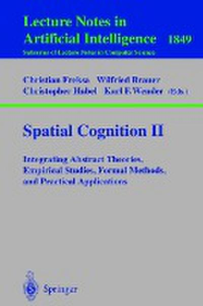 Spatial Cognition II