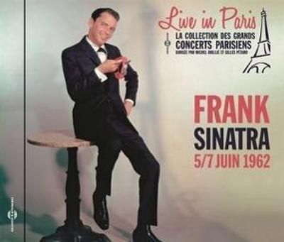 Live in Paris 5/7 Juin 1962