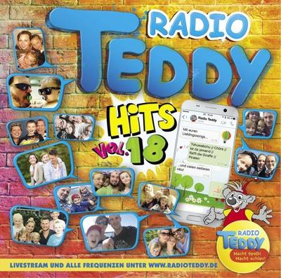 Radio TEDDY Hits Vol. 18