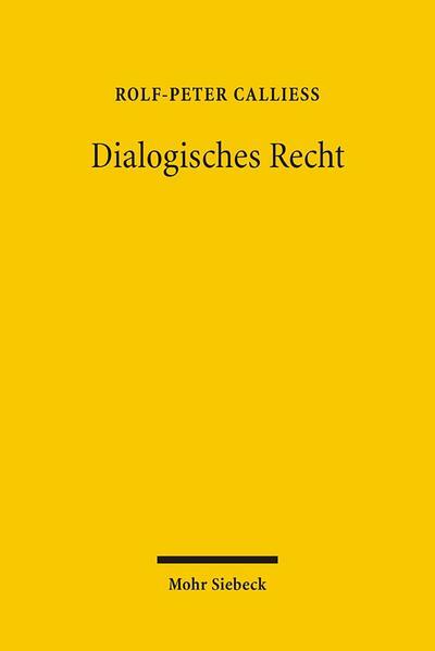 Dialogisches Recht