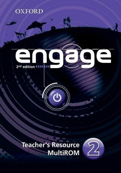 Engage Level 2. 2nd edition. Teacher's Resource MultiROM