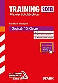 Training Mittlerer Schulabschluss NRW - Deutsch inkl. Online-Prüfungstraining