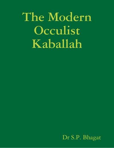 The Modern Occulist Kaballah