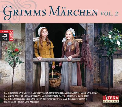 Grimms Märchen Box 2