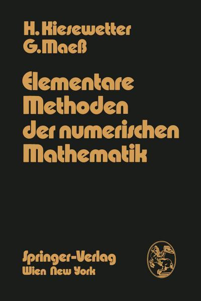 Elementare Methoden der numerischen Mathematik