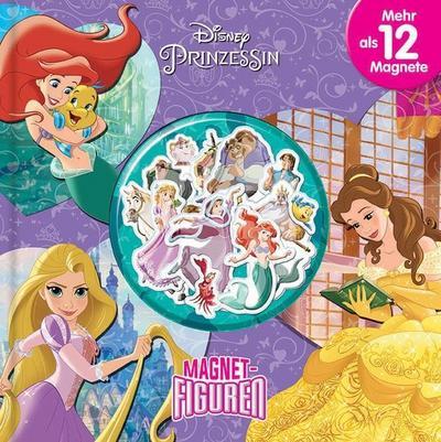 Magnet Buch Prinzessinnen