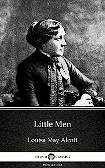 Little Men by Louisa May Alcott (Illustrated)