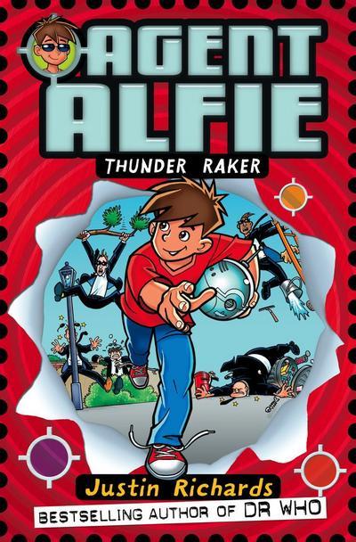 Thunder Raker (Agent Alfie, Book 1)